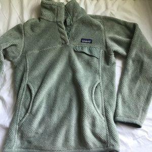 Woman's Retool Patagonia Snap-T Fleece Pullover